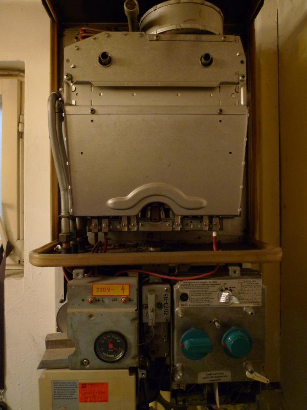 Die Dusche Ist Kaputt : Netz-Treff – Gastherme Junkers ZWR 18-1 kaputt